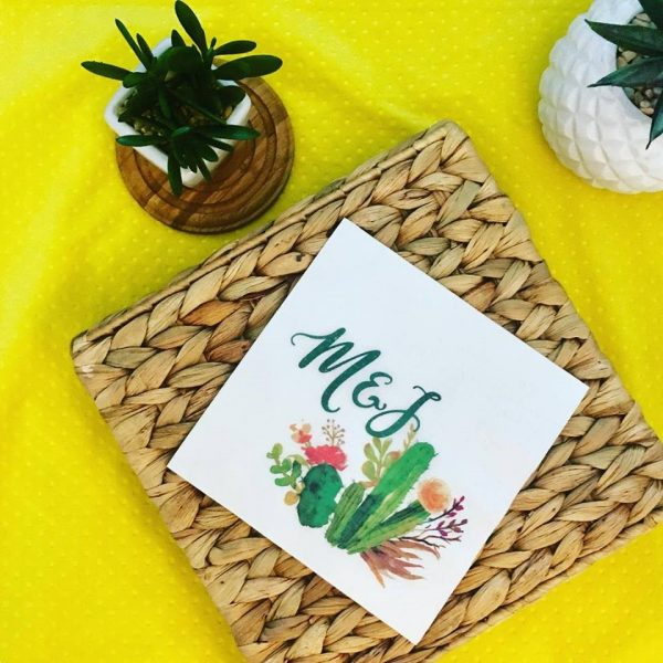 Customize Napkin MyJ